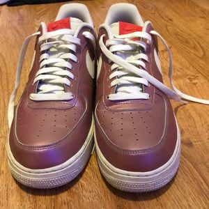 AIR FORCE ONES ( size 10.5)